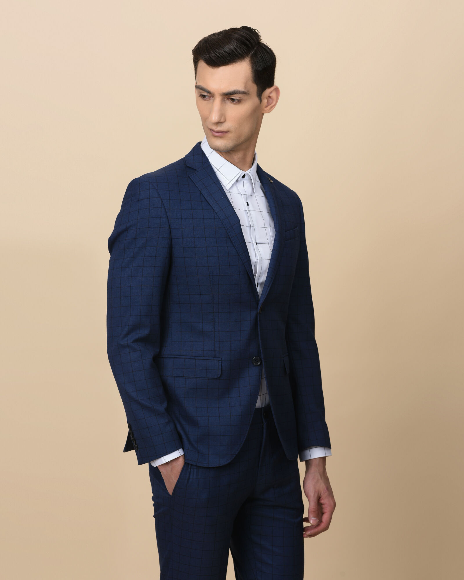 Buy Formal Suits For Men Party Wear Suits For Men Online Blackberrys