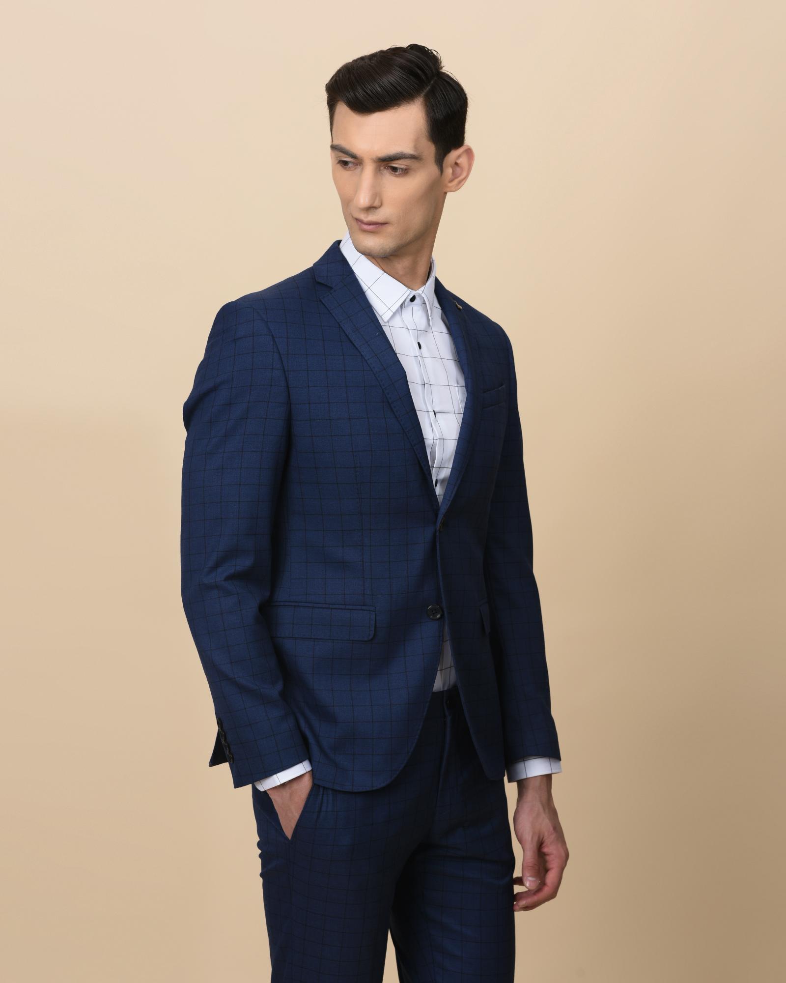 Buy Formal Suits For Men Party Wear Suits For Men Online Blackberrys