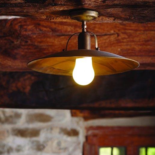 Immagine per Osteria - Plafoniera da soffitto - GIBAS
