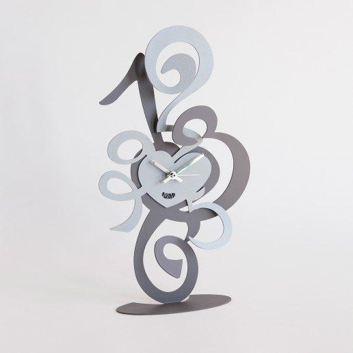 Immagine per Truciolo - Orologio da Tavolo - Arti e Mestieri