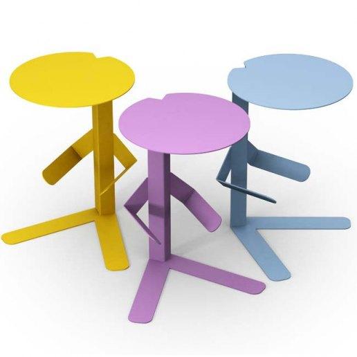 Immagine per Mister T - Tavolino da parete - CAOSCREO