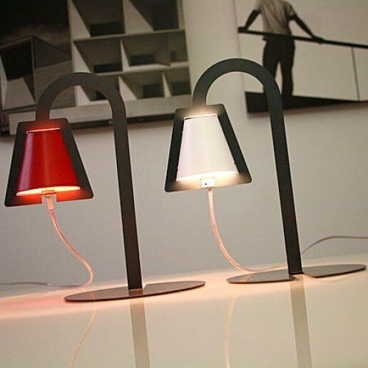 Immagine per Abelia - Lampada da tavolo - CAOSCREO