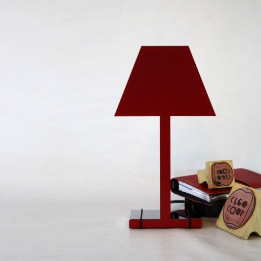Immagine per 2.D Night - Lampada da tavolo - CAOSCREO