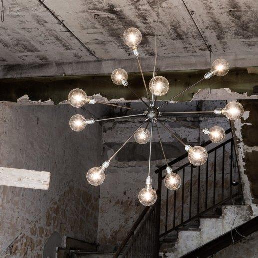 Immagine per Atom 180 cm - Lampadario moderno, Sospensione - OLUX ILLUMINAZIONE