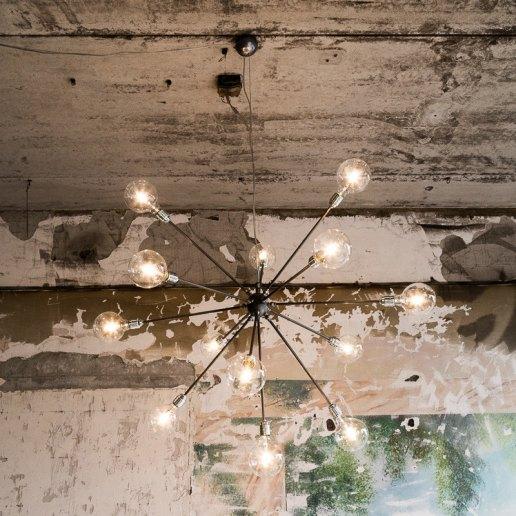 Immagine per Atom 120 cm - Lampadario moderno, Sospensione - OLUX ILLUMINAZIONE