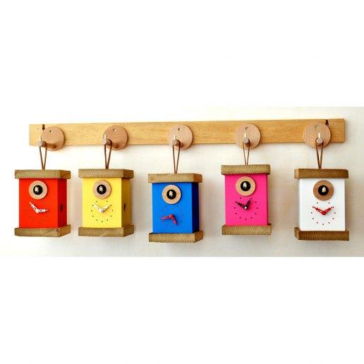 Immagine per Titti - Orologio da parete con pendolo e cucù - PIRONDINI