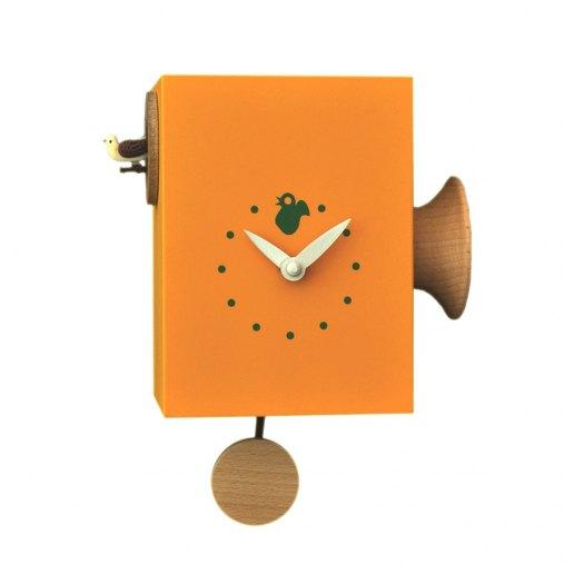 Immagine per Trombettino - Orologio da parete con pendolo e cucù - PIRONDINI