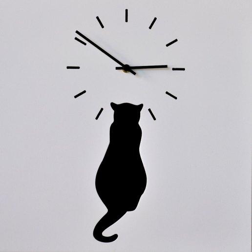 Immagine per Cat - Orologio da parete - PIRONDINI