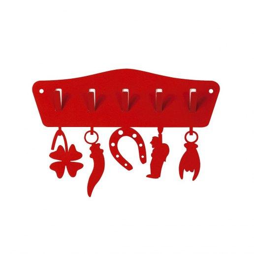 Immagine per TOCCAFERRO - Porta chiavi da parete - ARTI & MESTIERI