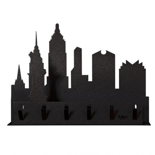 Immagine per NEW YORK - Porta chiavi da parete - ARTI & MESTIERI