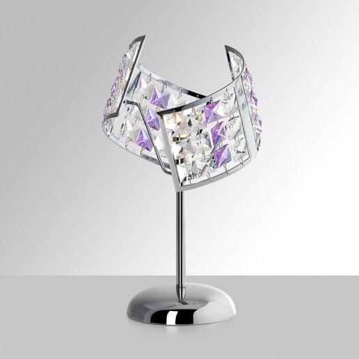 Immagine per Diamante - Lumetto, Lampada da tavolo - OLUX ILLUMINAZIONE
