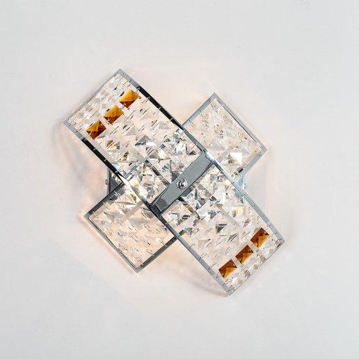 Immagine per Diamante - Applique cristallo - OLUX ILLUMINAZIONE