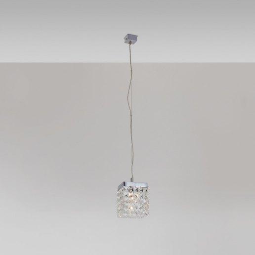 Immagine per Lucciola Snack S1 100 cristalli - Lampadario cristallo - OLUX ILLUMINAZIONE
