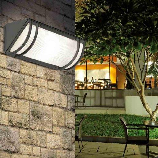 Immagine per ANGOLO - Plafoniera per esterno - PAN INTERNATIONAL