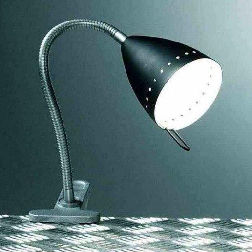 Lampada Da Tavolo Con Pinza 40 Cm Lampada Da Tavolo Perenz Lampade Da Tavolo Illuminazione