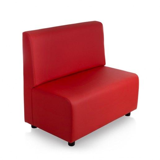 Enea divano poltrona 2 posti ecopelle trendy - Avalon - Avalon - MARCHI