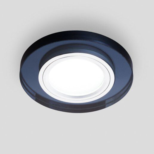 Immagine per Faretto incasso TONDO - cristallo - LED 7W (incluso) – OLUX ILLUMINAZIONE