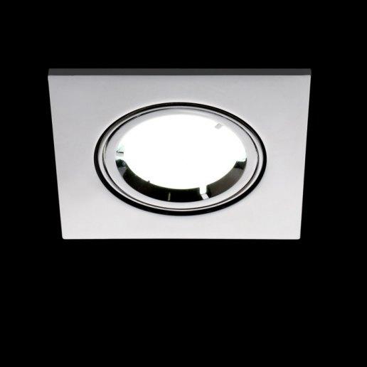 Immagine per Faretto incasso QUADRO - orientabile - LED 7W (incluso) – OLUX ILLUMINAZIONE