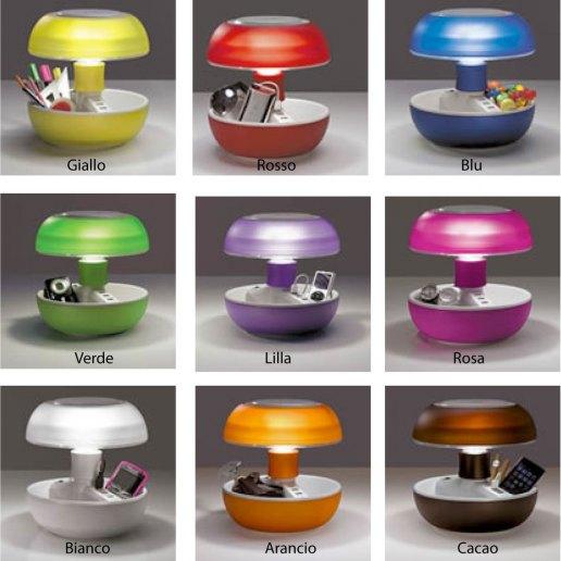 Immagine per Lampada Joyo Lightcolours - Lampada da tavolo - VIVIDA