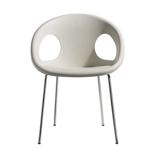 Immagine per Drop 4 gambe Sedia Design Scab Design – Telaio Cromato