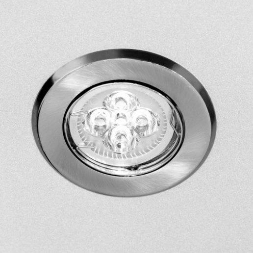 Immagine per Faretto incasso orientabile tondo diametro 85mm LED 7W (incluso) – OLUX ILLUMINAZIONE