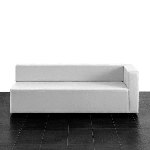 Immagine per Puma divano poltrona 3 posti bracciolo sinistro Mamba ecopelle trendy - Avalon