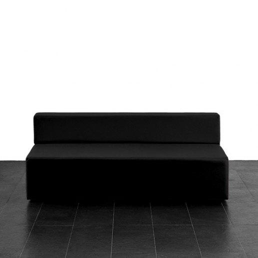 Immagine per Puma divano poltrona 3 posti senza bracciolo Mamba ecopelle trendy - Avalon