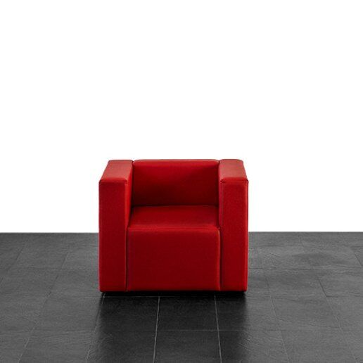 Immagine per Puma divano poltrona 1 posto Mamba ecopelle trendy - Avalon
