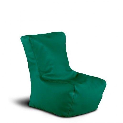 Immagine per Pouf poltroncina MINI-LADY Mamba ecopelle trendy imbottito - idea regalo bambini - Avalon