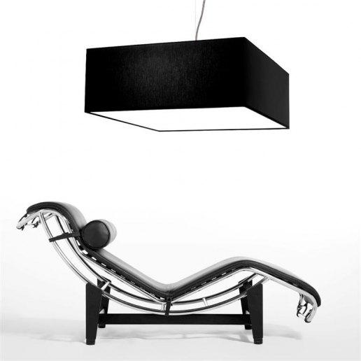 Immagine per Square 4 luci 120X120 cm - Lampadario moderno - OLUX ILLUMINAZIONE