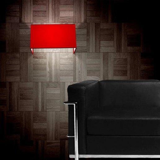 Immagine per Square W 1 luce - Applique moderna - OLUX ILLUMINAZIONE