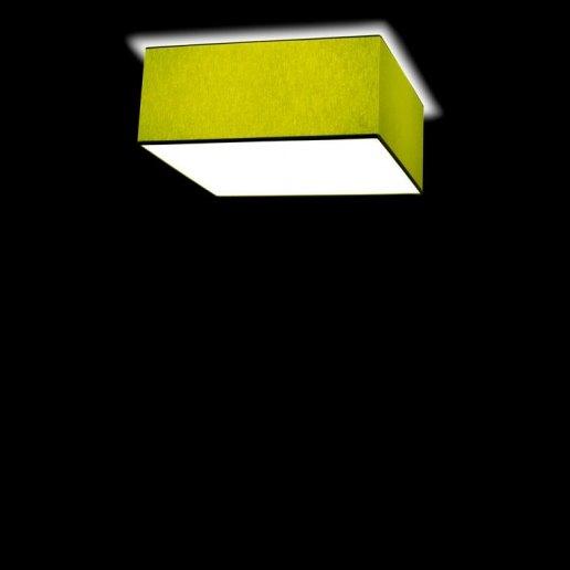 Immagine per Square 50X50 cm 2 luci - Plafoniera moderna - OLUX ILLUMINAZIONE