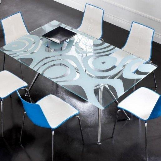 Immagine per  Zebra Bicolore (4 gambe) Sedia Design Scab Design