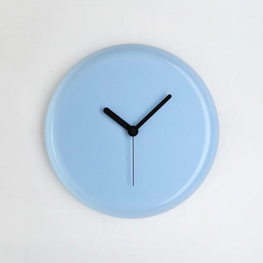 Immagine per Yo celeste lancette nere - orologio da parete - OWATCH