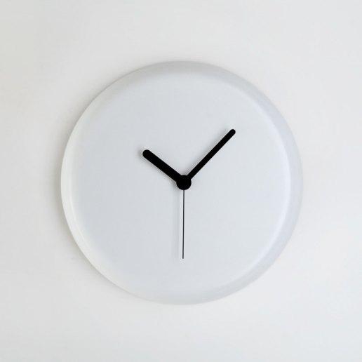 Immagine per Yo bianco lancette nere - orologio da parete - OWATCH