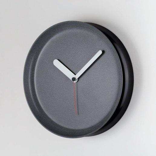 Immagine per Yo-Yo nero-grigio - orologio da parete - OWATCH