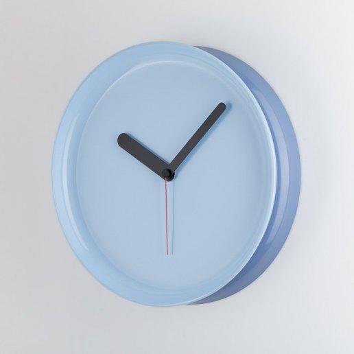 Immagine per Yo-Yo blu avio-celeste - orologio da parete - OWATCH