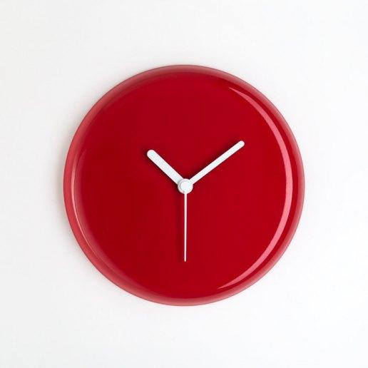 Immagine per Yo rosso lancette bianche - orologio da parete