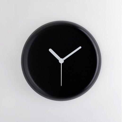 Immagine per Yo nero lancette bianche - orologio da parete - OWATCH