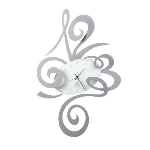 Immagine per Big Robin Alluminio - Orologio da parete - Arti e Mestieri
