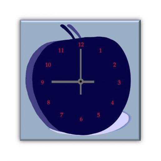 Immagine per Ble Apple - Orologio da Parete - OraQuadra