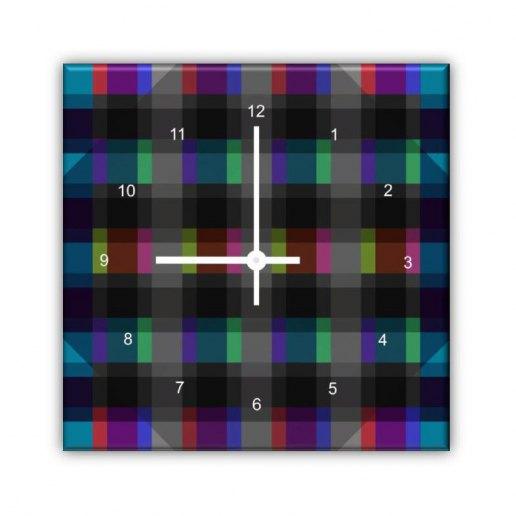 Immagine per Geometrico - Orologio da Parete - OraQuadra