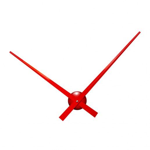 Immagine per Solo Ora 400 Big Rosso - Orologio da Parete - Nuovo Minuto