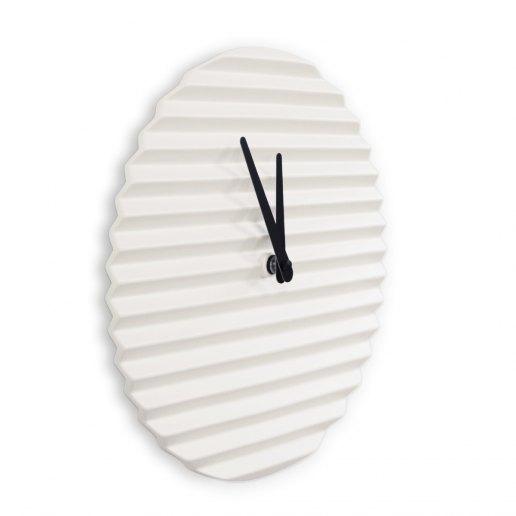 Immagine per WaveCLOCK White - Orologio da Parete - Sabrina Fossi Design