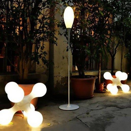 SPILLO outdoor floor - Lampada da terra, Piantana - KUNDALINI ...