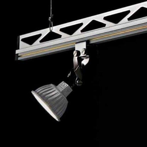 Immagine per TRAK DICRO LED - sorgente - Sistema - ILLUMINANDO
