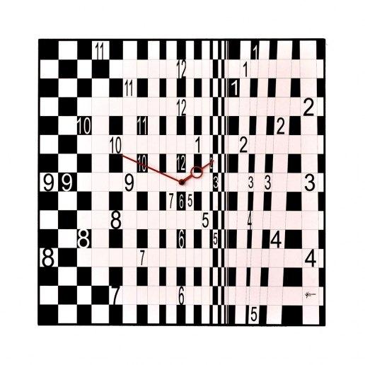 Immagine per Optical N3 - Orologio da parete - PIRONDINI
