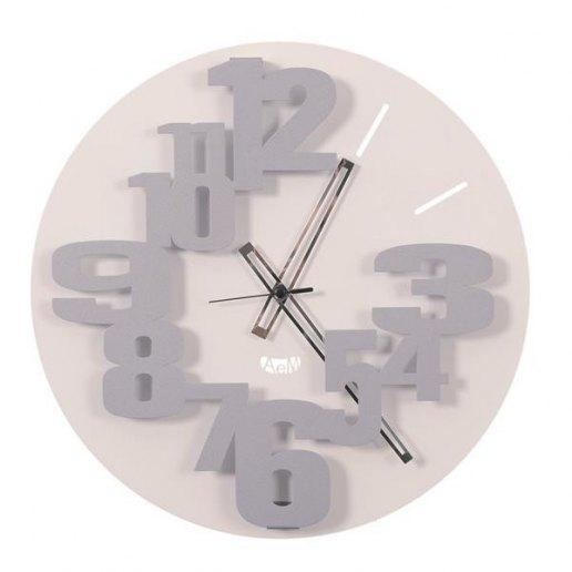 Immagine per Perseo Alluminio - Orologio da parete - Arti e Mestieri