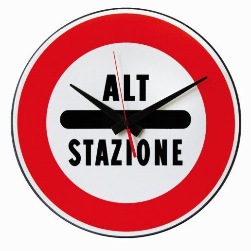 Immagine per ALT STAZIONE - Orologio da parete - NUOVO MINUTO