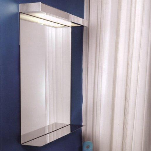 Immagine per GRIMILDE - Specchio con luce - PAN INTERNATIONAL